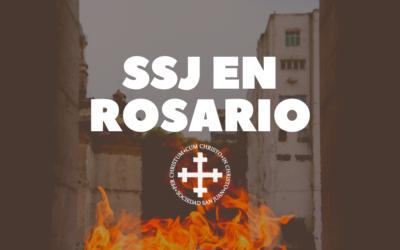 Campaña de oración por la fundación en Rosario